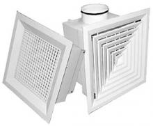 Воздухораздающие блоки c фильтрами высокой эффективности